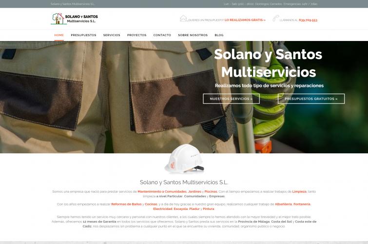 SolanoySantosMultiservicios proyecto realizado 1